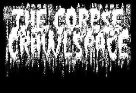 The Corpse in the Crawlspace - Logo