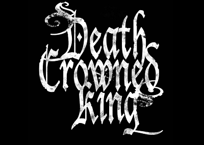 Death Crowned King - Logo