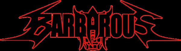 Barbarous - Logo