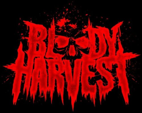 Bloody Harvest - Logo