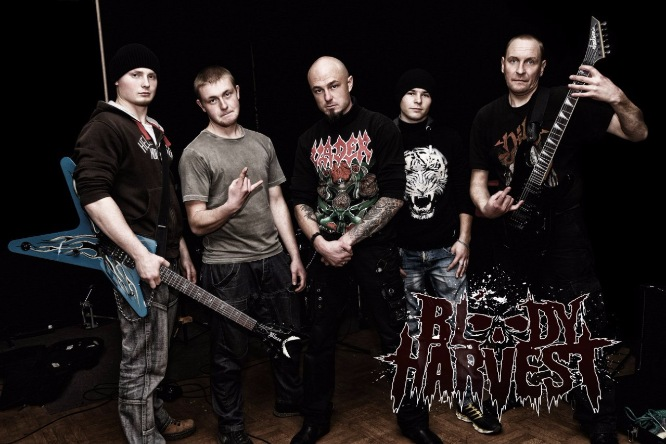 Bloody Harvest - Photo