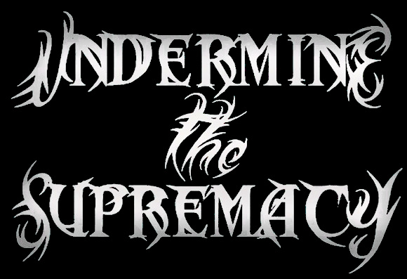Undermine the Supremacy - Logo