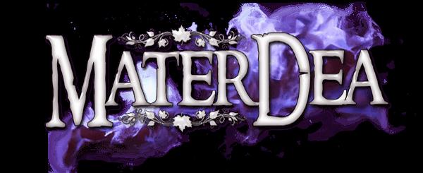MaterDea - Logo