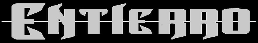 Entierro - Logo