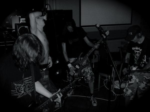 Graverape Ritual - Photo