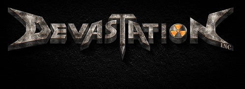 Devastation Inc. - Logo
