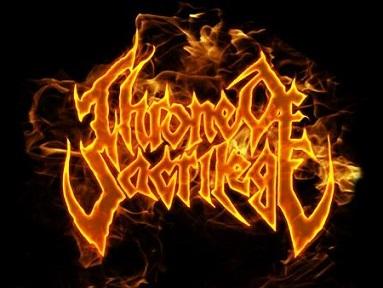 Throne of Sacrilege - Logo