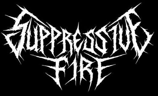 Suppressive Fire - Logo