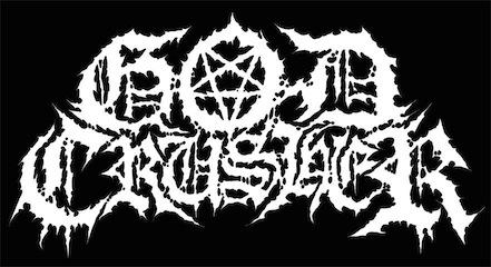 Godcrusher - Logo