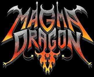 Magma Dragon - Logo