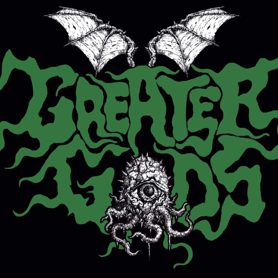 Greater Gods - Logo