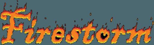 Firestorm - Logo