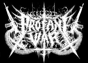 Profane War - Logo