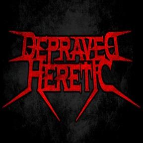 Depraved Heretic - Logo