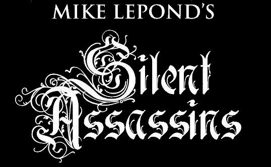 Mike LePond's Silent Assassins - Logo