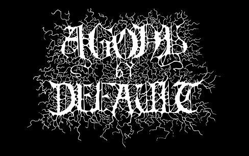 Agony by Default - Logo