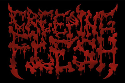Creeping Flesh - Logo