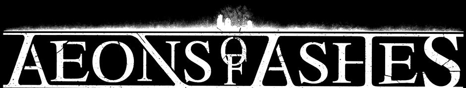 Aeons of Ashes - Logo