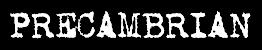 Precambrian - Logo