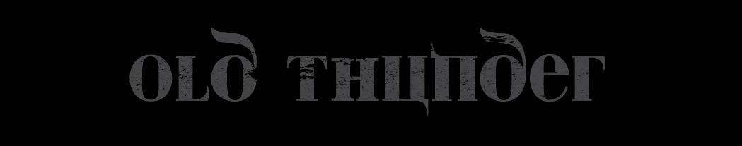 Old Thunder - Logo