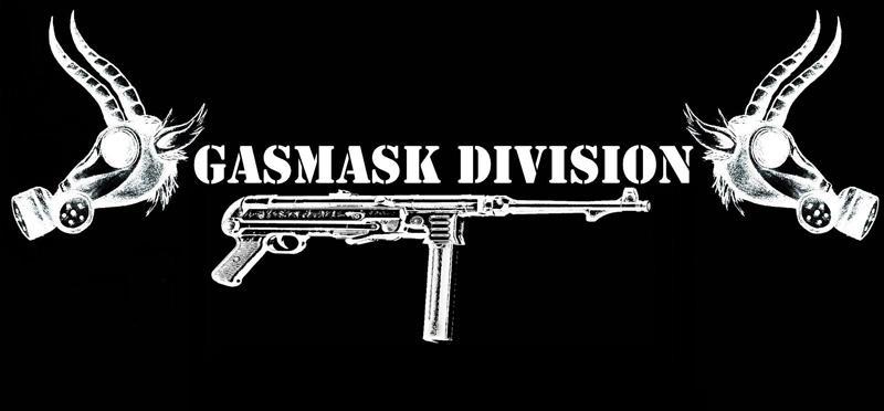 Gasmask Division - Logo