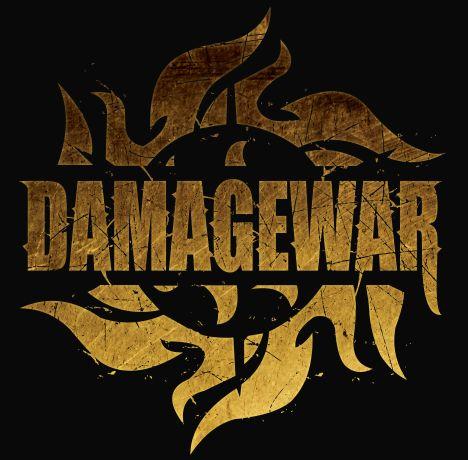 DamageWar - Logo