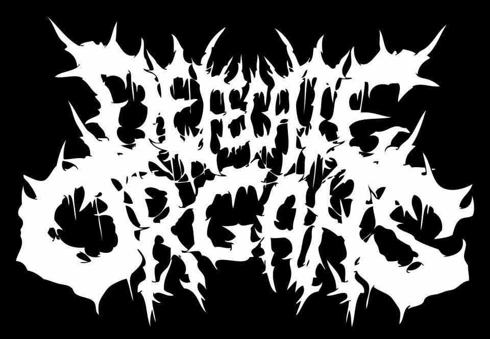Defecate Organs - Logo