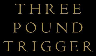 Three Pound Trigger - Logo