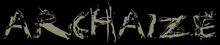 Archaize - Logo