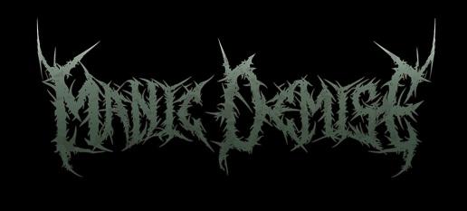 Manic Demise - Logo