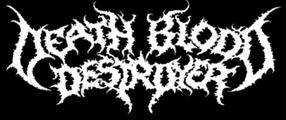 Death Blood Destroyer - Logo