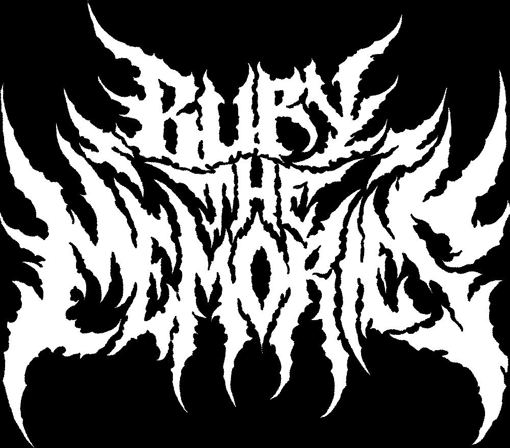 Bury the Memories - Logo