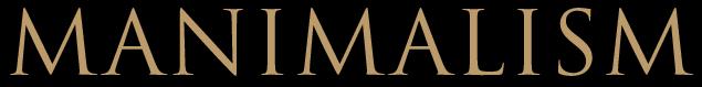 Manimalism - Logo