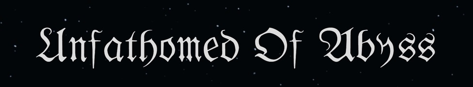 Unfathomed of Abyss - Logo