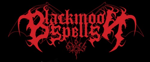 Blackmoon Spells - Logo