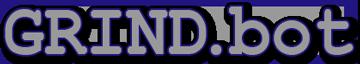 Grind.bot - Logo