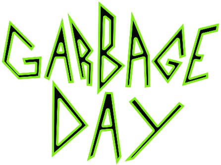 Image result for garbage day image