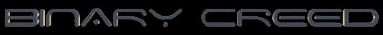 Binary Creed - Logo