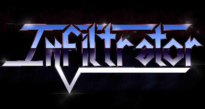 Infiltrator - Logo