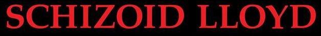 Schizoid Lloyd - Logo