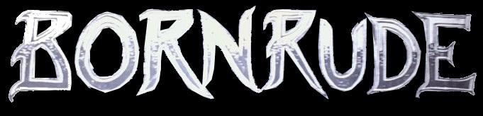 Born Rude - Logo