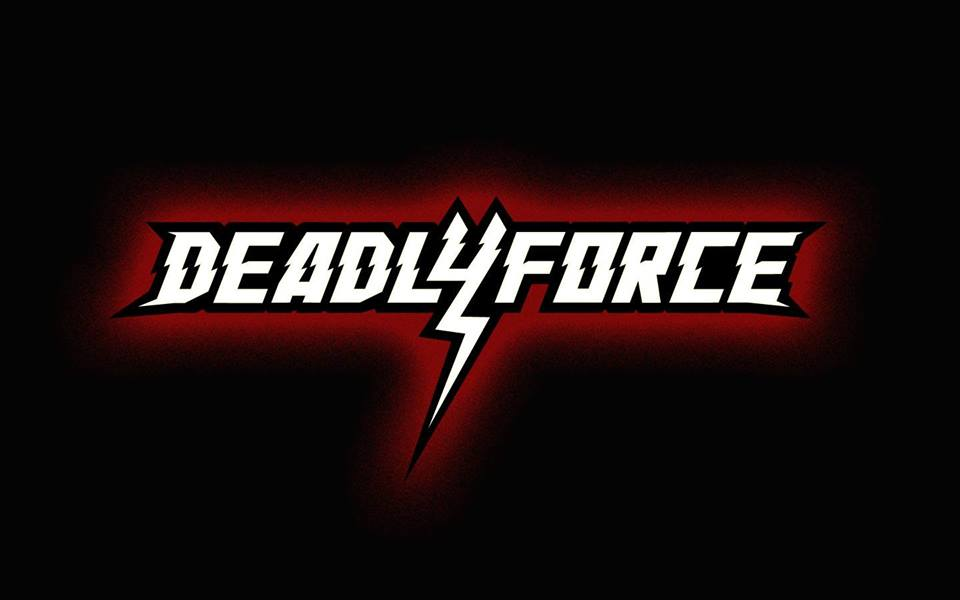 Deadlyforce - Logo