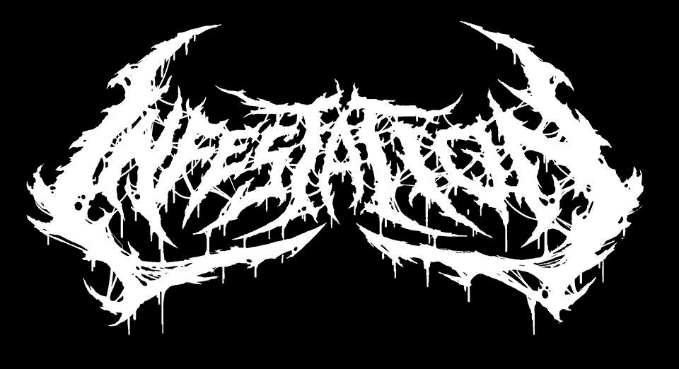 Infestation - Logo