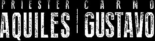 Aquiles Priester | Gustavo Carmo - Logo