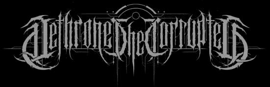 Dethrone the Corrupted - Logo