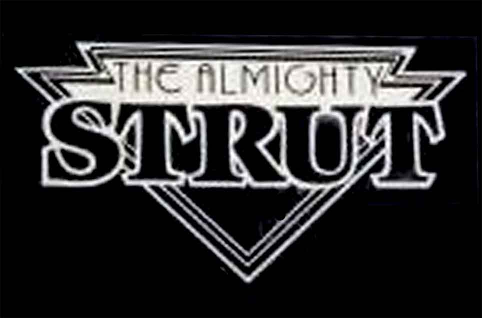 The Almighty Strut - Logo