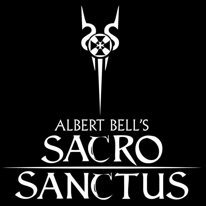 Albert Bell's Sacro Sanctus - Logo