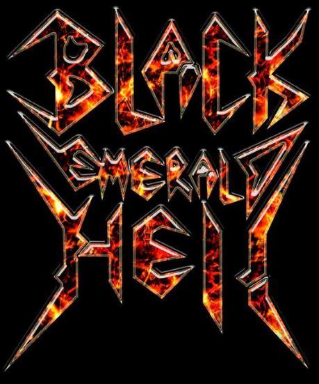 Black Emerald Hell - Logo