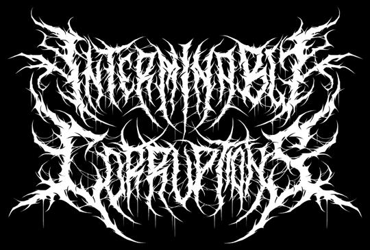 Interminable Corruptions - Logo