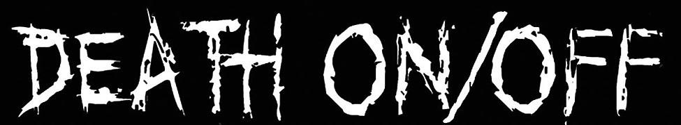 Death On/Off - Logo